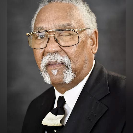 Rev. Larry Cross